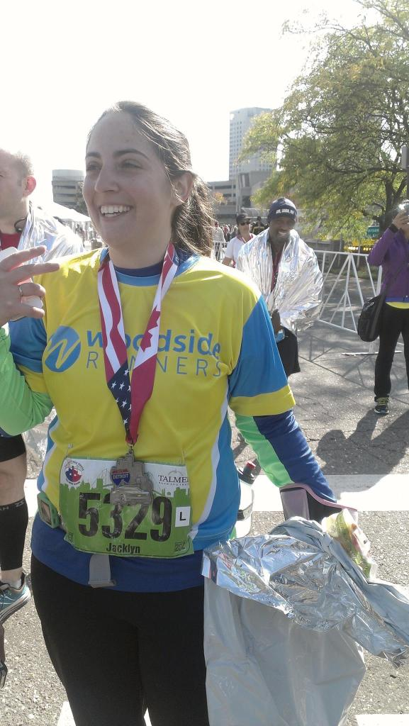 Ran my first full marathon! (And ugly cried at the end)